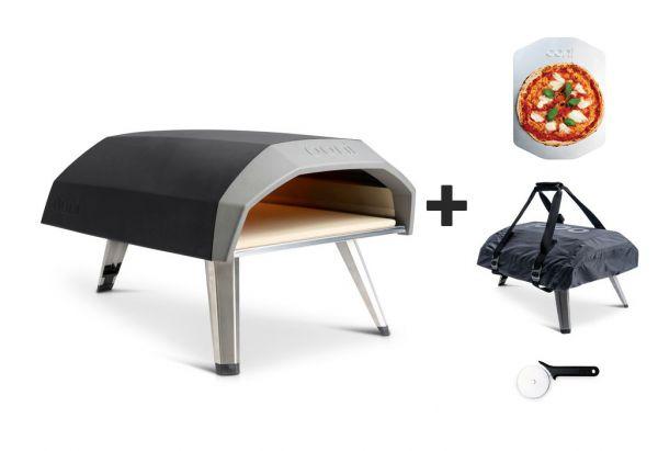 Ooni Koda Pizzaofen Starterkit