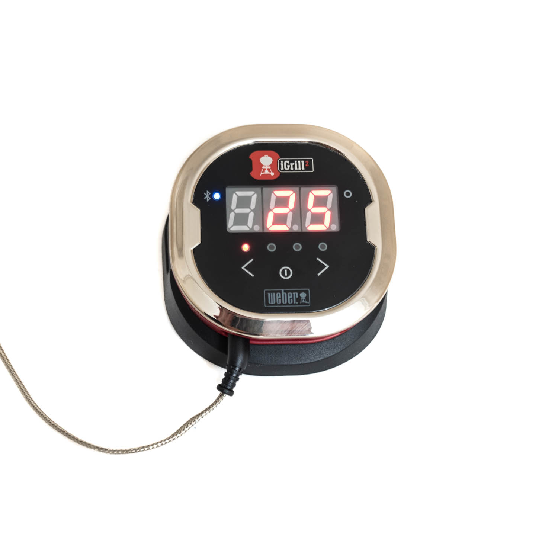 weber 7221 igrill 2 bluetooth grillthermometer f r. Black Bedroom Furniture Sets. Home Design Ideas