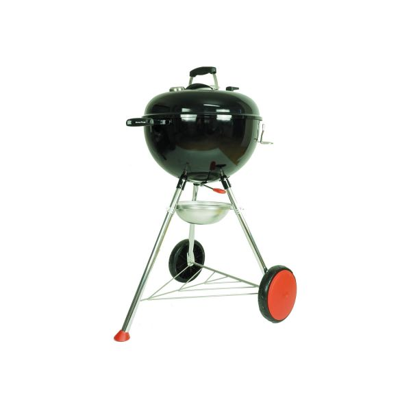 Weber One-Touch Kettle Plus Holzkohlegrill Ø 47 cm, black