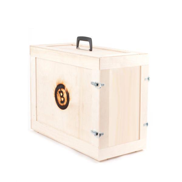Beefer Transportkiste Holz für Beefer One & One Pro
