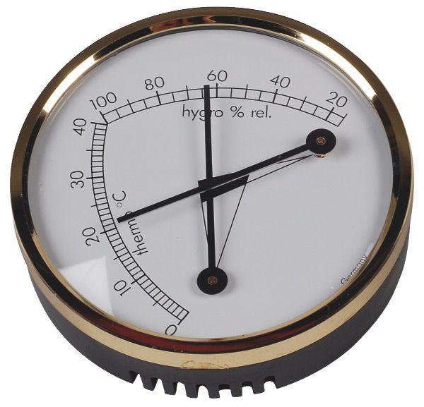 horizont Thermometer / Hygrometer