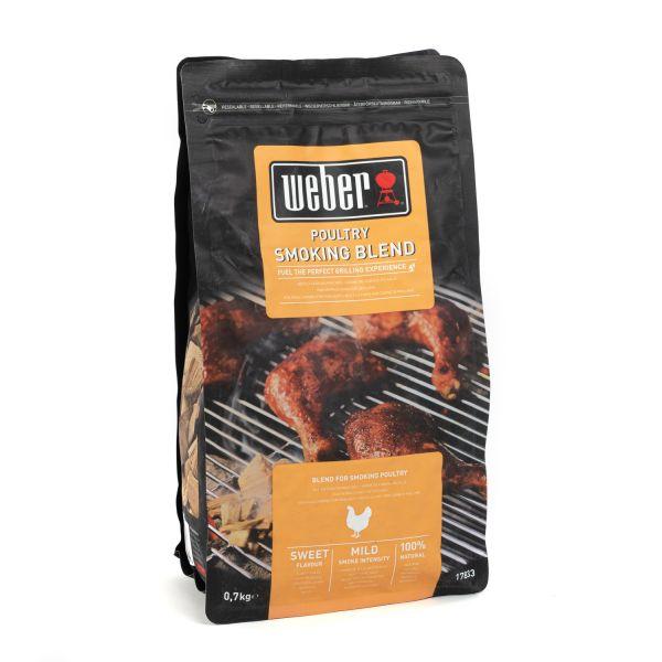 Weber Räucherchips-Mischung Geflügel/Poultry, 700g