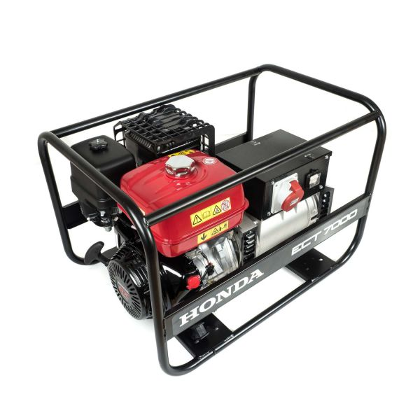 B-Ware: Honda Stromerzeuger ECT 7000