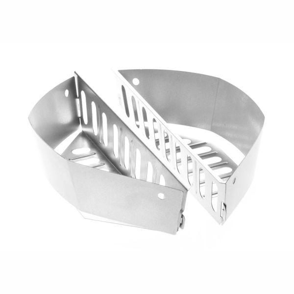 Weber Holzkohlekörbe (7403) Char-Basket ab 57 cm Durchmesser, 2er-Set