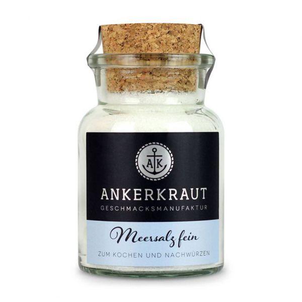Ankerkraut Meersalz fein (170g)