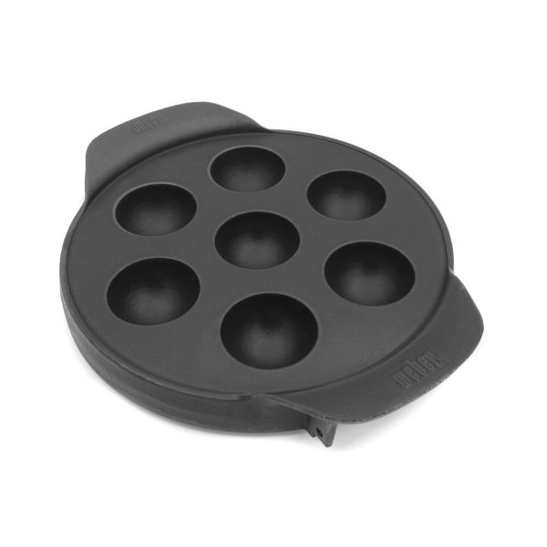 Weber Ebelskiver Einsatz Gourmet BBQ System 8841