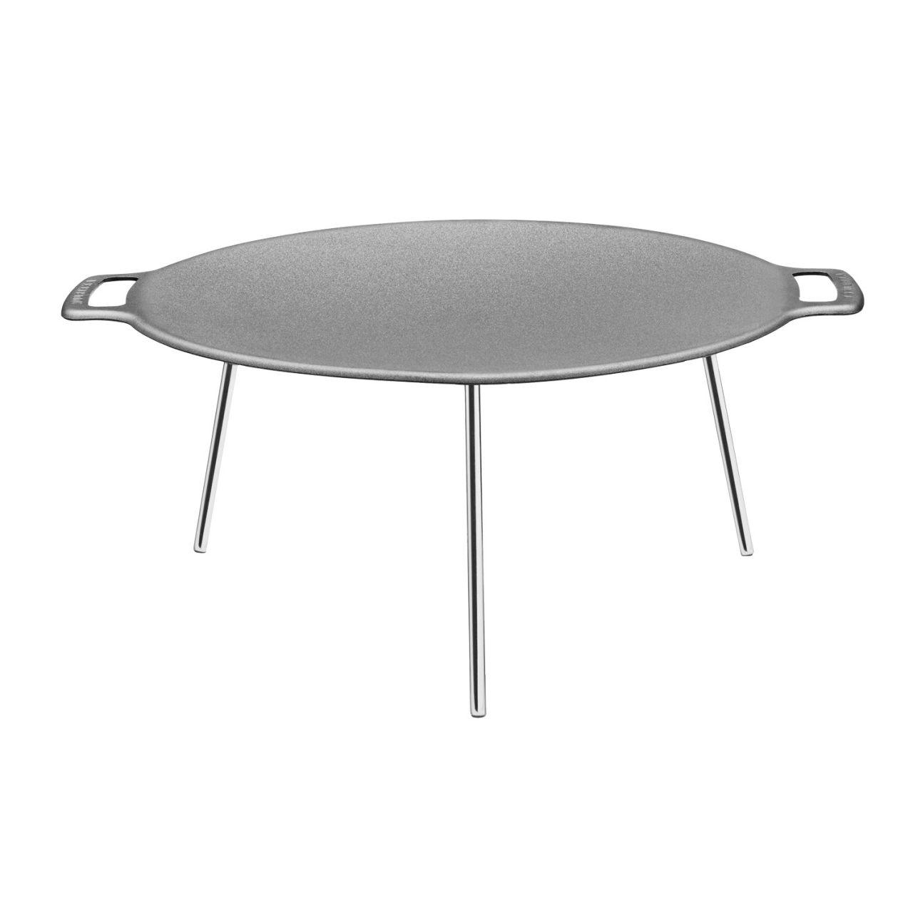 Muurikka Grillpfanne mit Beinen 58 cm 54010050
