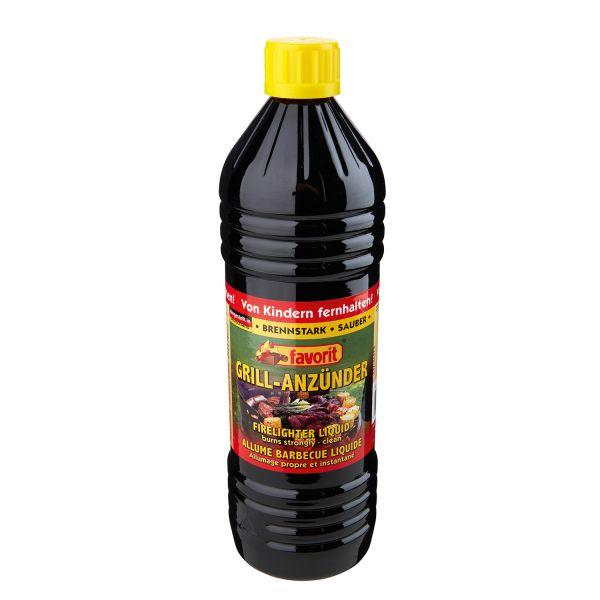Favorit flüssiger Grillanzünder (1 Liter)