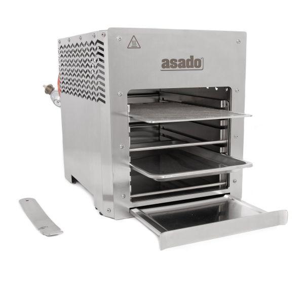 Asado 800 XL Oberhitze Gasgrill