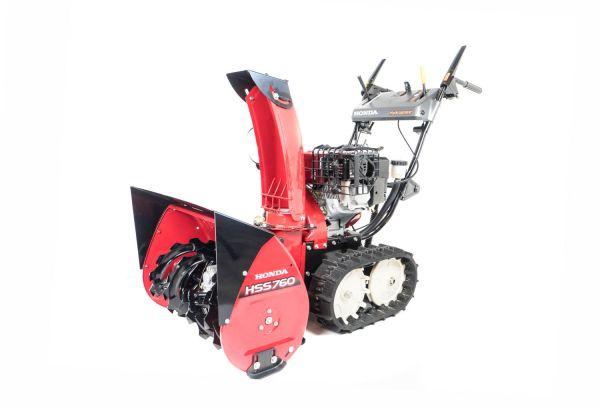 Honda Schneefräse HSS 760 T