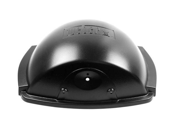 Weber Deckel für Q120 schwarz