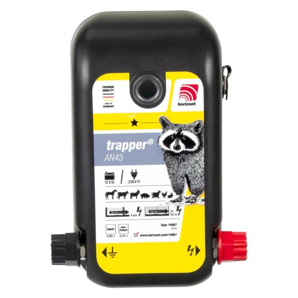 horizont trapper AN45 Weidezaungerät (ehem. trapper AN8)