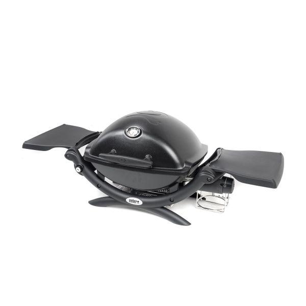Weber Q 1200 Gasgrill Black Edition