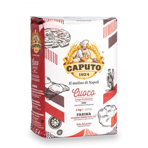 Caputo Cuoco Pizzamehl Typ 00, 1kg