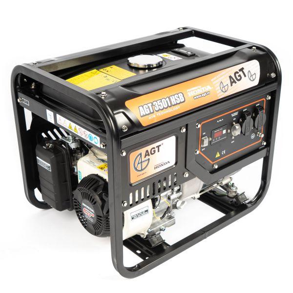 AGT 3501 HSB Stromerzeuger mit Honda-Motor
