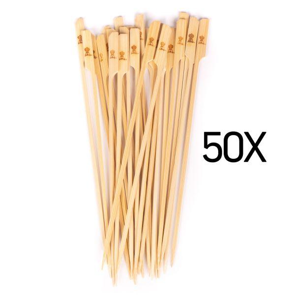 2x Weber 6608 Bambusspieße (50 Stk)