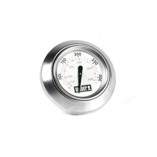 Weber Ersatzteil Thermometer für Holzkohlegrills ab 2010 inkl. Rosette