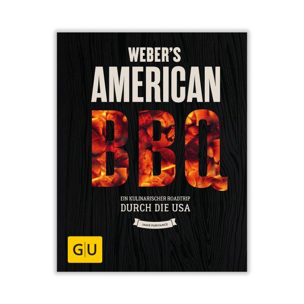Grillbuch: Weber's American BBQ