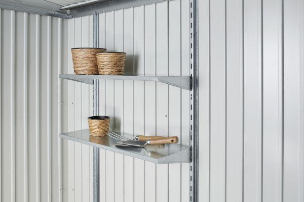 Biohort Regalböden für Gerätehaus Highline, AvantGarde, Europa & Geräteschrank