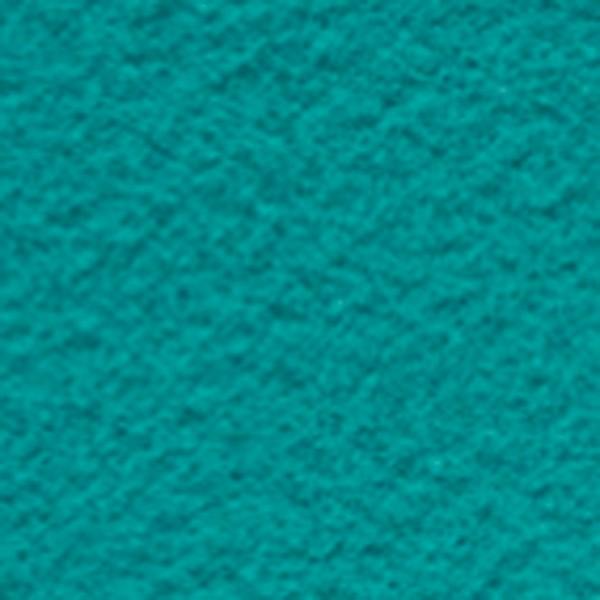Bastelfilz ca. 1mm 45cm 5m Rolle pazifik 150g/m², 100% Polyester, klebefleckenfrei