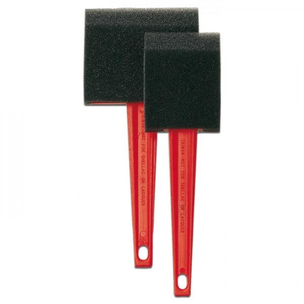 Schwammpinsel Kunststoff 75mm