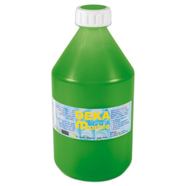Deka-Marble Marmorierfarbe 500ml grün
