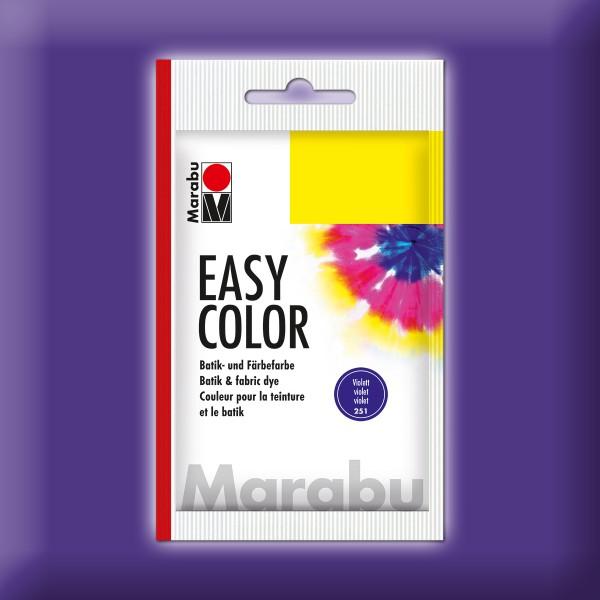 Marabu EasyColor Batik-/Textilfarbe 25g violett