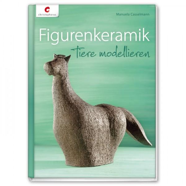 Buch - Figurenkeramik: Tiere modellieren 80 Seiten, 20x27cm, Hardcover