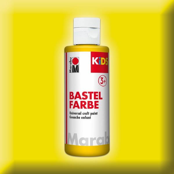 Marabu KiDS Bastelfarbe 500ml gelb