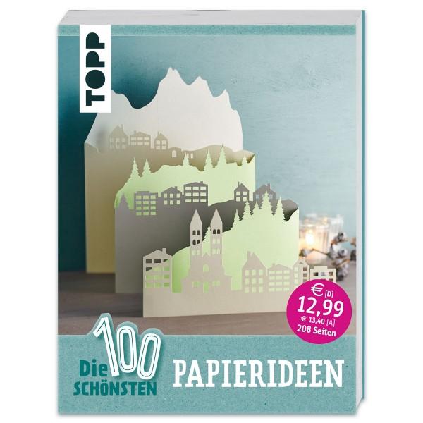 Buch - Die 100 schönsten Papierideen 216 Seiten, 16x21cm, Softcover