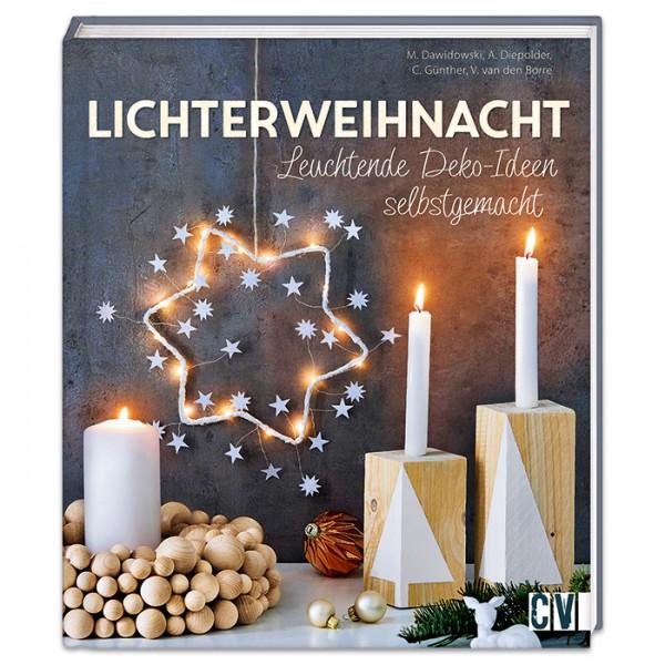 Buch - Lichterweihnacht 64 Seiten, 22,1x25,7cm, Hardcover