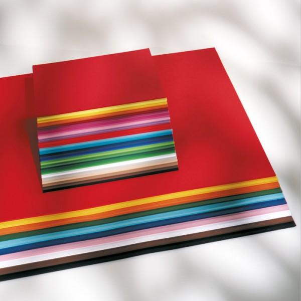 Fotokarton 300g/m² DIN A4 250 Bl./25 Farben