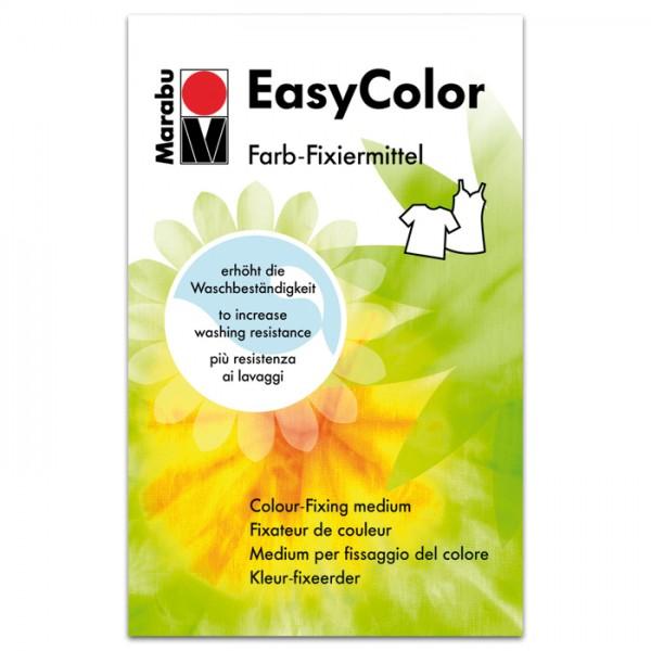 Marabu EasyColor Fixiermittel 25ml für Textil-/Batikfarbe