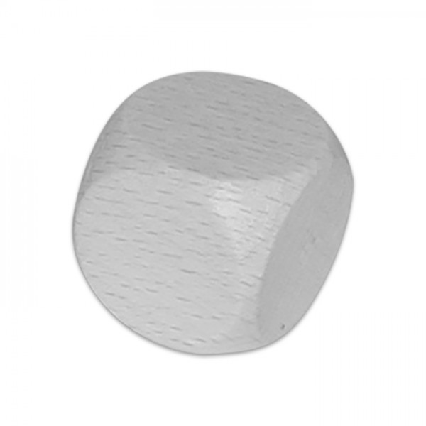 Würfel blanco Buche 30x30mm natur poliert