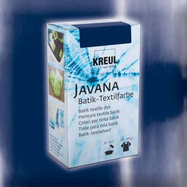 Javana Batik-Textilfarbe 70g indigo blue