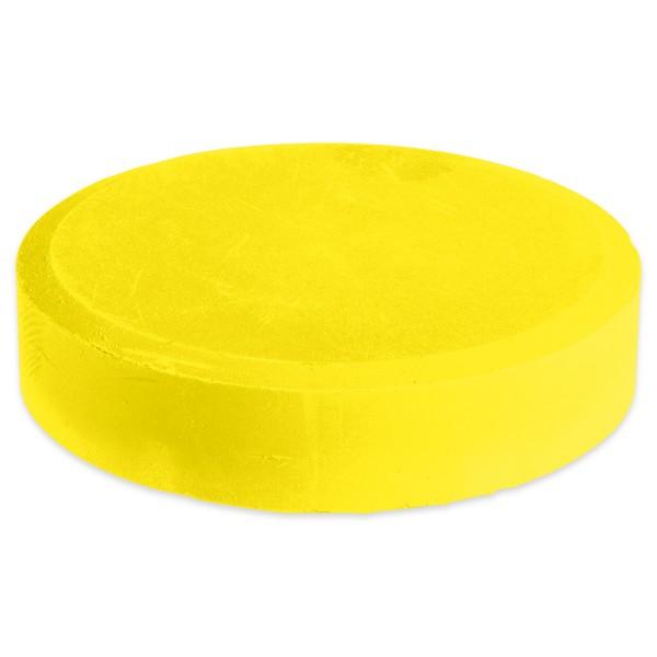 Farbtablette Ø 55mm kadmiumgelb Wasserfarbe