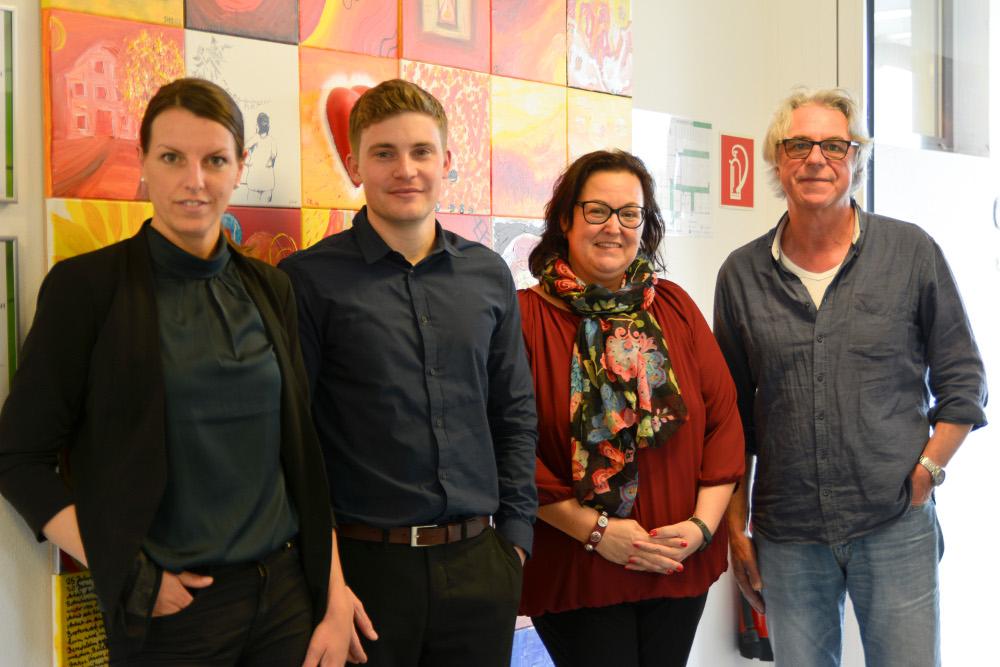Delegation vom OZ-Verlag besucht Irseer Kreis Versand