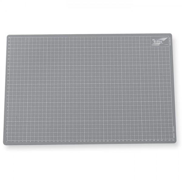 Schneidunterlage Kunststoff 30x45cm grau