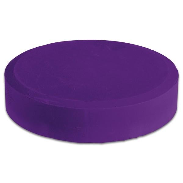 Farbtablette Ø 55mm violett Wasserfarbe