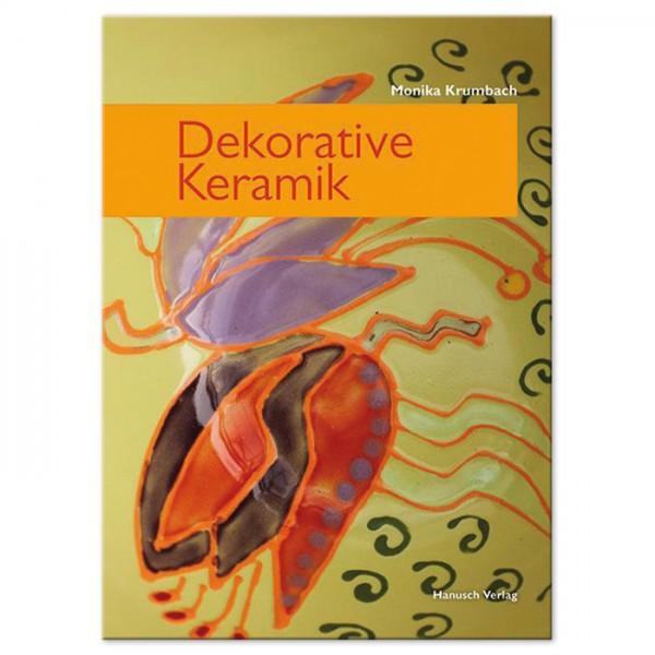 Buch - Dekorative Keramik 64 Seiten, 26x19cm, Hardcover
