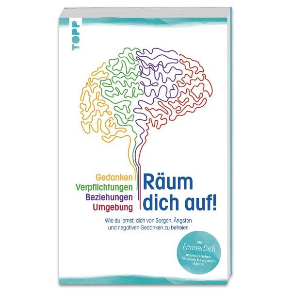 Buch - Räum dich auf! 160 Seiten, 13,7x21,5cm, Softcover