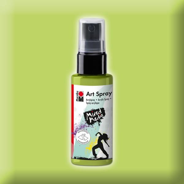 Art Spray Acrylspray 50ml reseda