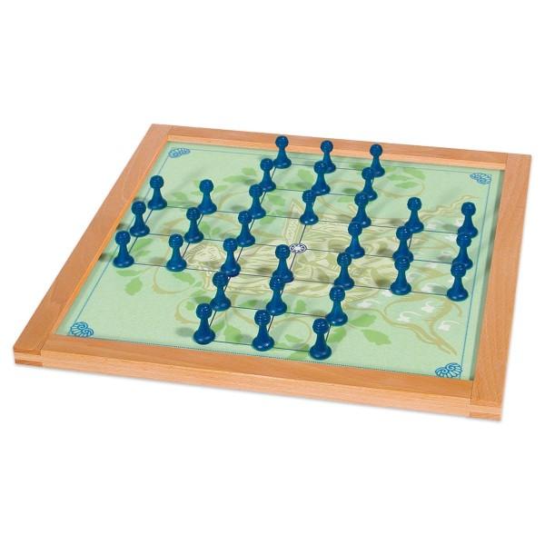Magnetspiel Solitär 35x35cm
