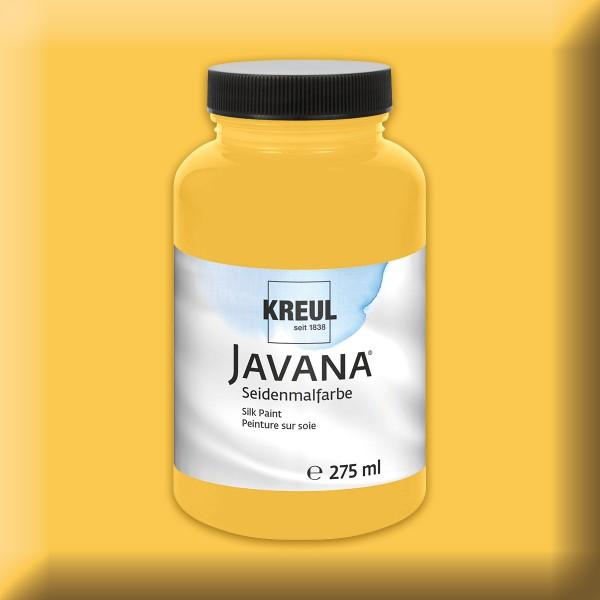 Javana Seidenmalfarbe 275ml goldgelb