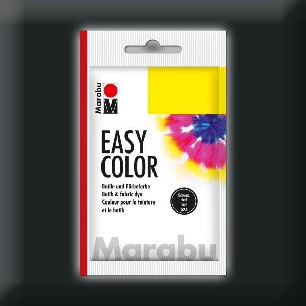 Marabu EasyColor Batik-/Textilfarbe 25g schwarz