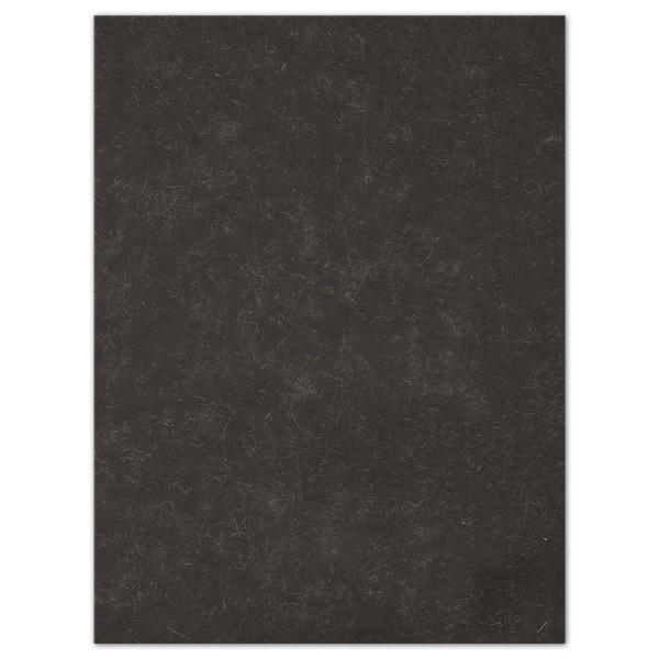 Wollfilz-Platte 4mm 30x40cm schwarz 70% Polyester, 30% Wolle