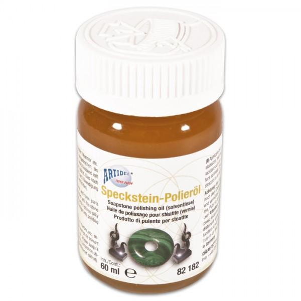 Specksteinpolieröl lösungsmittelfrei 60ml