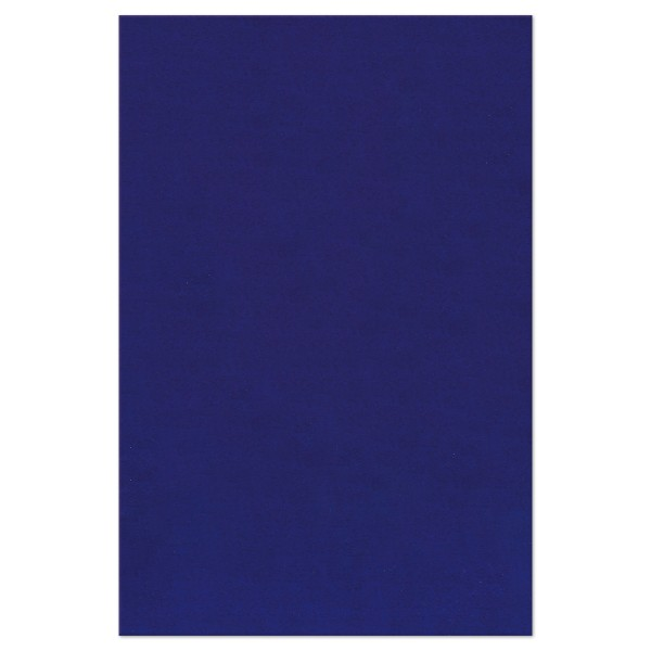 TRENDYfilz 3mm 75x50cm dunkelblau 100% Polyester