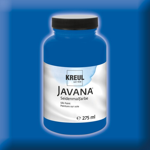 Javana Seidenmalfarbe 275ml royalblau