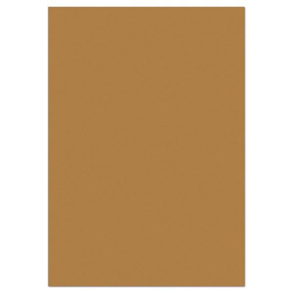 Kraftkarton DIN A4 160g/m² 25 Bl. braun